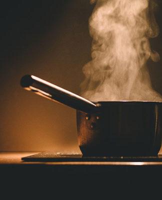 Legenda w kuchni