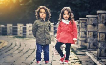 Jesienno-zimowa garderoba dla dziecka