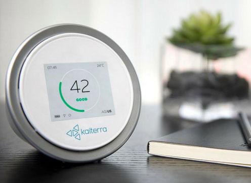domowy czujnik jakości powietrza