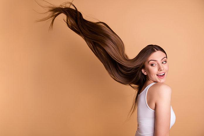 Włosy wymagają umycia