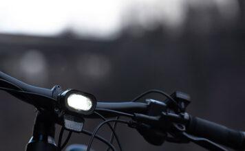 Latarka rowerowa