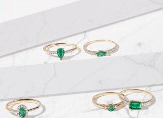 Najpiękniejsze zielone kamienie szlachetne w jubilerstwie