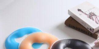 Poduszki silikonowe pod twarz