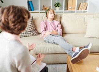 Konsultacje psychologiczne dla młodzieży