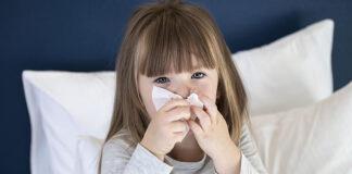 Niedobór witaminy C u dziecka