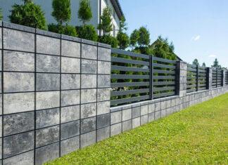 Betonowe ogrodzenia